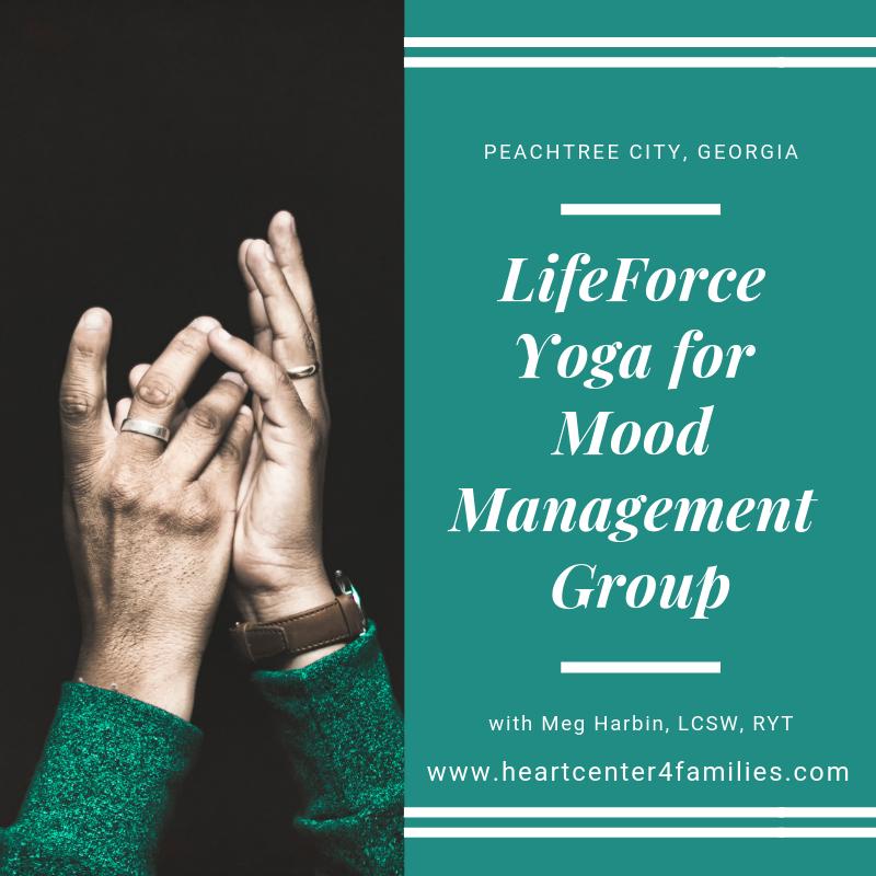lifeforce yoga for mood management group